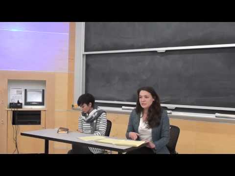 MIT Amnesty International talk (12/05/2014) Immigrant Detention in US, Observations from Artesia, NM