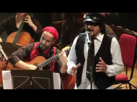 ENTARDECER - Orquestra da Ulbra Chico Saratt e Marcello Caminha