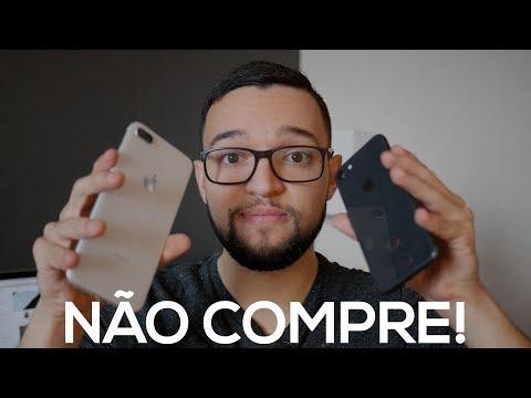NÃO COMPRE O iPHONE 8 E 8PLUS ANTES DE ASSISTIR ESSE VÍDEO!