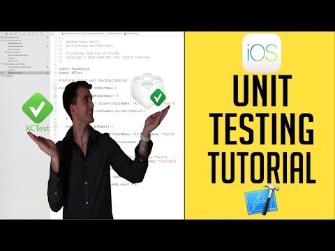Swift iOS Unit Testing Tutorial