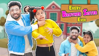 Every Brother Sister Ever | BakLol Video