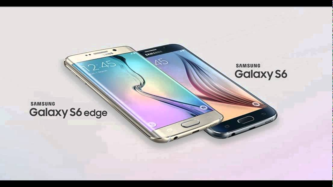 The samsung galaxy S6 test - YouTube