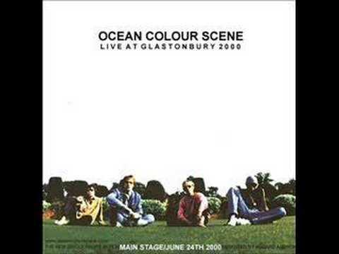 Ocean Colour Scene - Glastonbury 2000-03 Profit In Peace