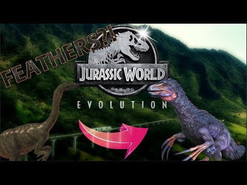 Why Feathered Dinosaurs Should Be In JWE (Jurassic World Evolution)