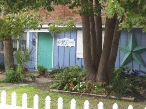 Blue Star Cottage-Mermaid Cottages-Tybee Island GA