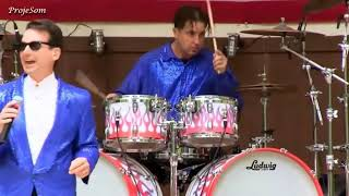 Ricky K and the Allnighters (Video 02) (Steve Moore, The Mad Drummer) Cover