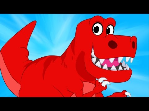 Morphle the Dinosaur! Dinosaur Cartooons for Kids
