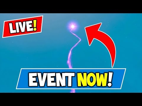 FORTNITE CUBE HIT LOOT LAKE PORTAL OPENING RIGHT NOW! (FORTNITE BATTLE ROYALE) LIVE NOW!