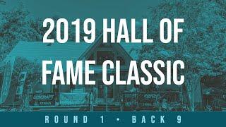 2019 Hall of Fame Classic • FPO • R1B9 • Elaine King • Paige Pierce • Sarah Hokom • Catrina Allen