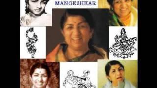 Ae Ri Aali Piya Bin (Raag Rang, 1952) - Lata Mangeshkar