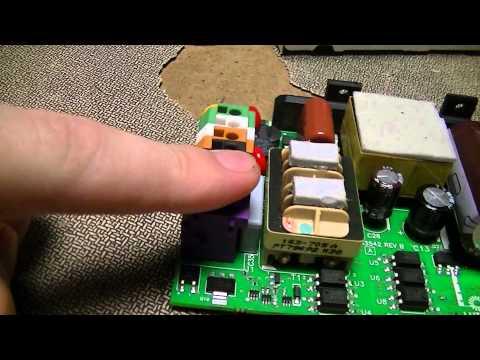 Lutron LED Driver Guts