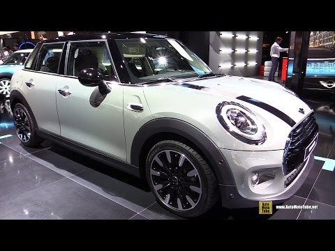 2015 Mini Cooper 5-Door Diesel - Exterior and Interior Walkaround - 2014 Paris Auto Show