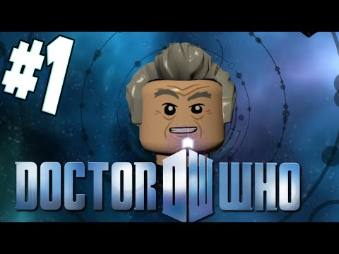 LEGO Dimensions - NEW Doctor Who Level Pack Part 1