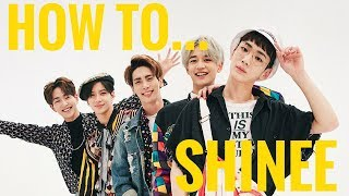 SHINee Answers to Wikihow Articles