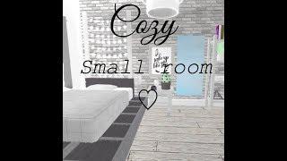 Cozy Small Room Bloxburg Youtube