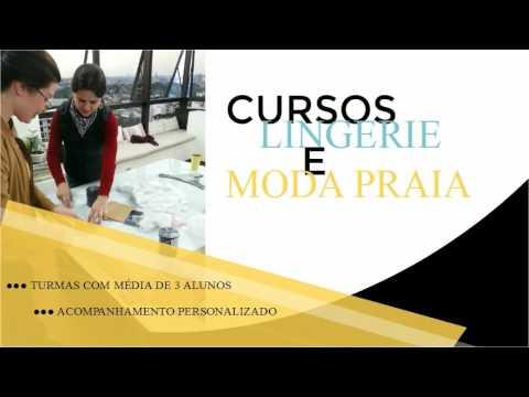 65c698264 CURSOS DE MODA - LINGERIE E MODA PRAIA - MODELAGEM