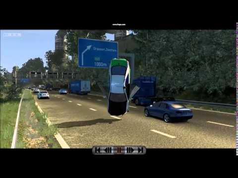 Alarm for Cobra 11:Crash Time(PC).Прохождение.(Глава 7-Пари).Уровень 1