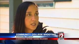 Victim told Grandmother Christians targeted