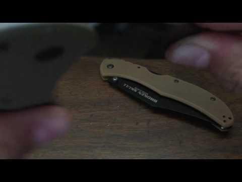 Cold Steel Broken Skull Knife