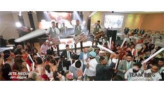 Punjabi wedding Team Dips Dhol Players - Jett Jagpal 2017