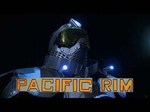 Pacific Rim trailer - sweded