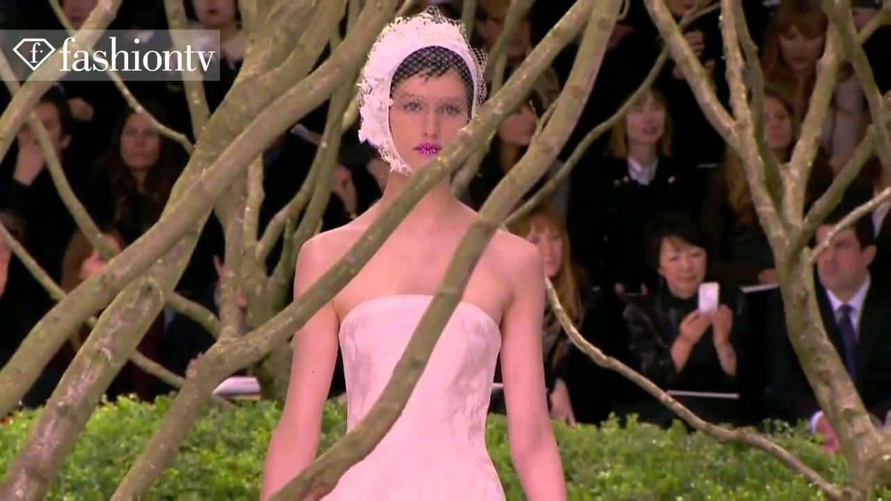 Christian Dior Couture Spring/Summer 2013 | Paris Couture Fashion Week | FashionTV