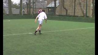 Gaelic football...How to Gain Possession...Tackling
