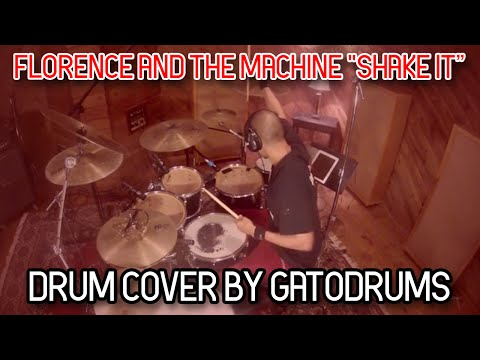 florence and the machine shake it out drum cover by gato rodriguez youtube. Black Bedroom Furniture Sets. Home Design Ideas