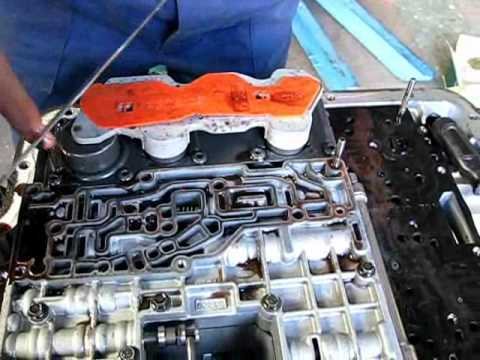 E4od Disassemble Youtube. E4od Disassemble. Ford. Sprag E40d Ford Transmission Diagram At Scoala.co