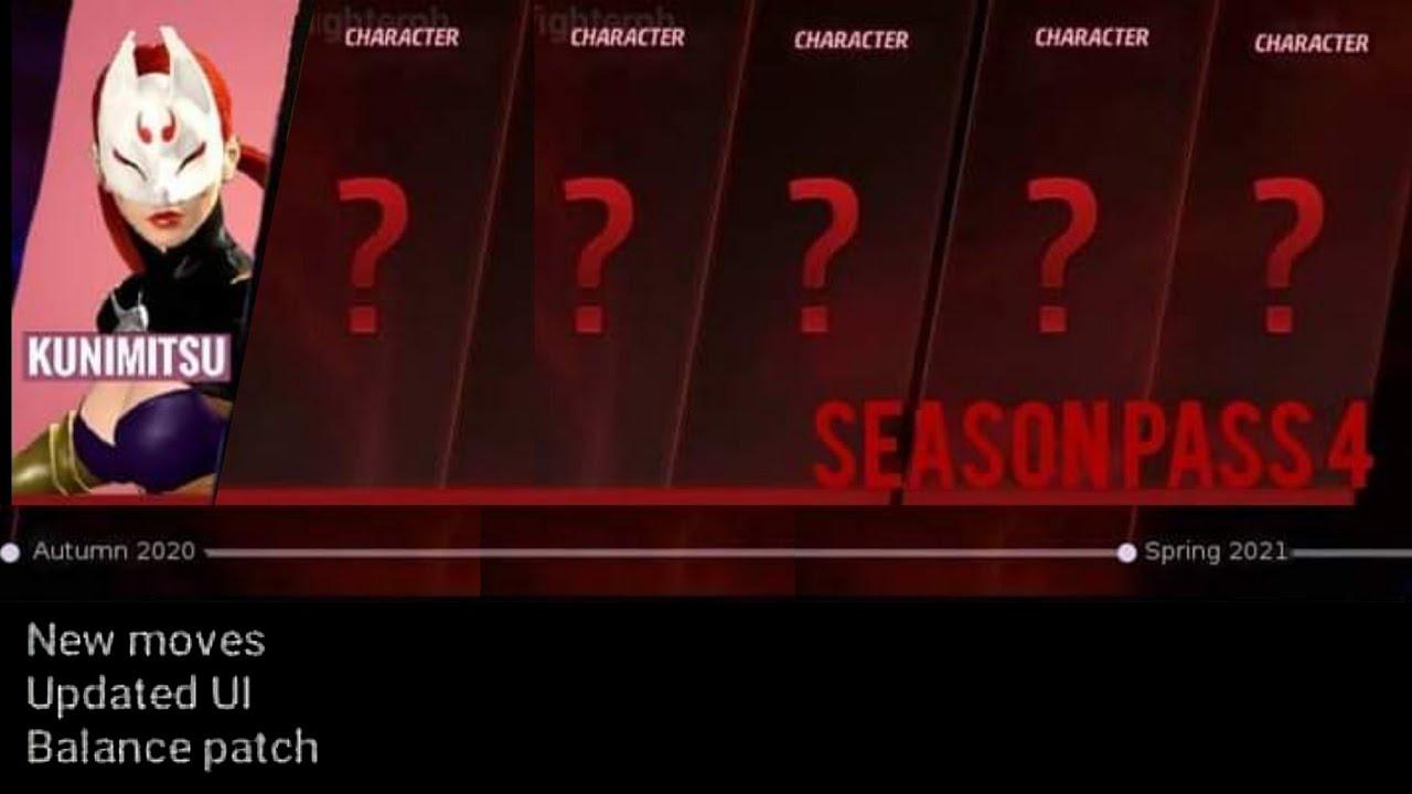 Tekken 7 Season 4 Announcement Kunimitsu Reveal Trailer Edited
