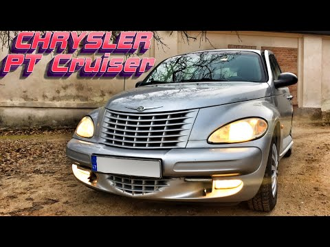 Обзор Chrysler PT Cruiser - Мексиканец