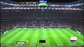 Польша-Черногория 1:1 ( 6 Сентября 2013)
