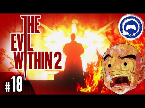 The Evil Within 2 Part 18 - Krillin Plays