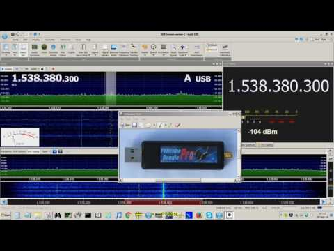 SDRPlay vs. RTL_R820T2 vs. FunCube Pro Plus (UHF 1.5GHz Inmarsat)