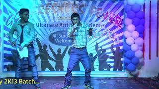 Aari Aari Dikha de apna face (Self created Rap)