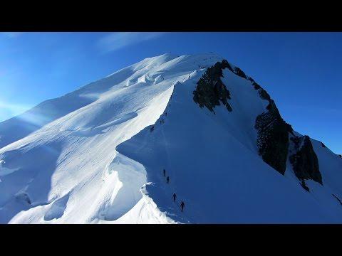 Mont Blanc Goûter Route - Chamonix