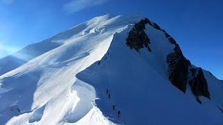 Mont Blanc 4808m - Chamonix