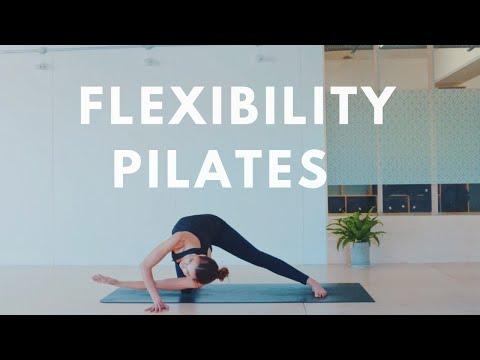 Pilates For Flexibility | 15 Minute Routine | Lottie Murphy