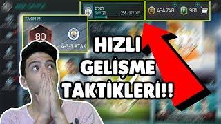 HIZLI LEVEL ATLAMA Ve POINTS KASMA TAKTİĞİ!! FIFA Mobile 18