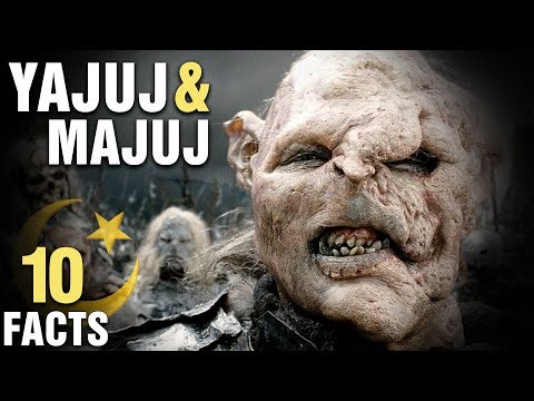 10 Surprising Facts About Yajuj & Majuj In Islam   Gog And Magog