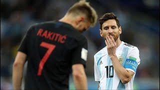 ARGENTINA ON THE BRINK OF WORLD CUP EXIT | ARGENTINA 0 - 3 CROATIA | THIS TEAM IS A SHAMBLES