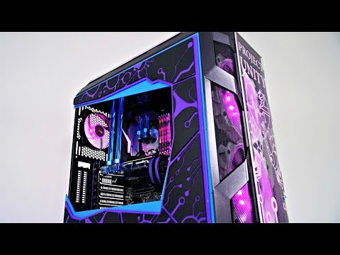 Unboxing And Building Most Powerful Pc Ever
