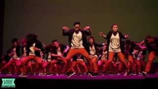 Choreo Cookies | Vibe XIX 2014 [Official Front Row]