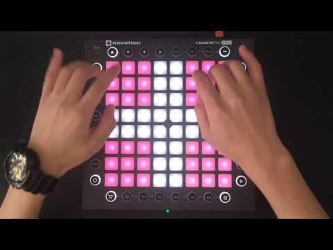 Sia - Move Your Body (Alan Walker Remix) | Launchpad Cover ErGou