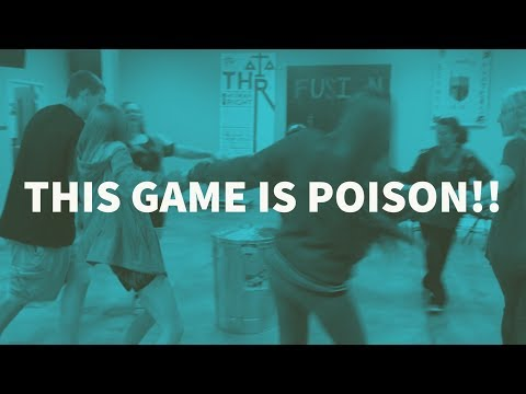 Youth Ministry Game: Poison