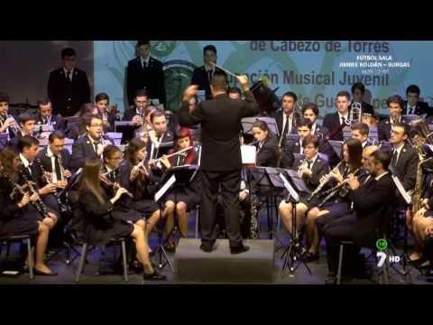 Festival de bandas asociacion musical juvenil las musas de Guadalupe 2016