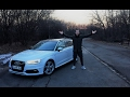 My New Daily Driver Car Audi A3 Sportback - Start up, Exterior, Interior, Review, Exhaust Sound