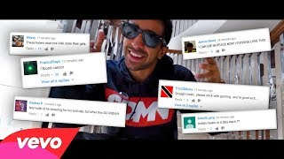 REACTING TO COMMENTS ON MY SIDEMEN DISS TRACK REPLY thumbnail