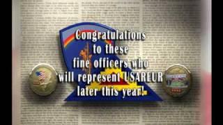 USAREUR Names Top Junior Leaders