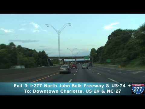 Charlotte North Carolina Drive-Thru